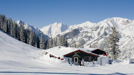 Ski Lodge in Aspen, Colorado